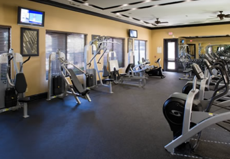 Mustang Park Apartments Gym