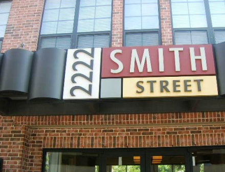2222 Smith Street Apartments Exterior