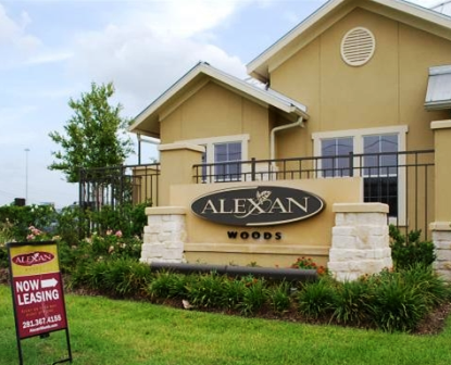 Leasing Now at Alexan Woods