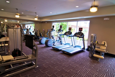 Fitness Gym at Broadstone Ambrose