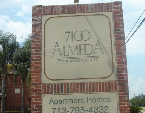 7100 Almeda Apartments Medical Center Houston