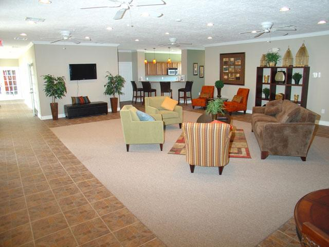 Round Rock Apartments with Spacious Living Area