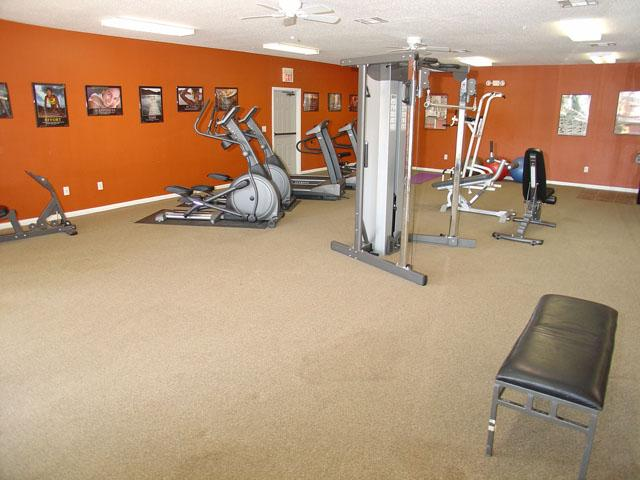 Round Rock Apartments with Fitness Center