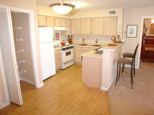 Round Rock Apartments with Hardwood Flooring