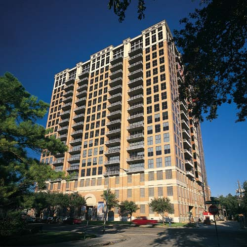 Apartment Listings Houston: The Museum Tower Apartments In Houston, TX