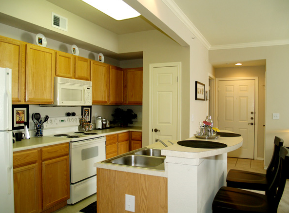 Gourmet Kitchens at these Pflugerville, TX Apartments
