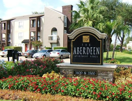 Aberdeen Apartments Houston TX