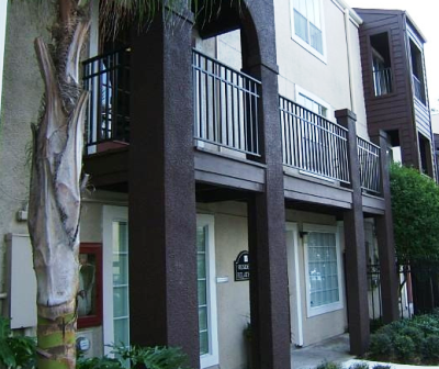 Houston Westchase Apartments Exterior