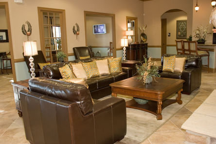 Colonial Grand at Canyon Creek Clubroom