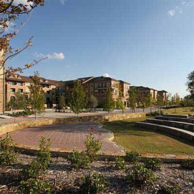 Rockwall Commons Apartments Exterior View