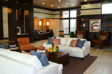 Apartments in Katy Texas with Spacious Living Area