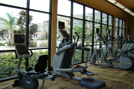 Katy Apartments with Fitness Center