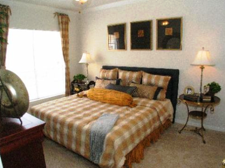 Gables Town Lake Apartments Bedroom