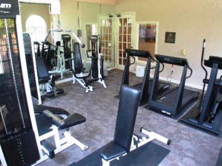 Gables Town Lake Apartments Fitness Studio