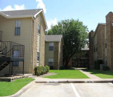 Fossil Hill Apartments Exterior View