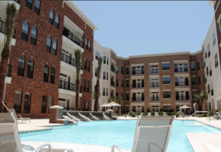 Uptown Houston Apartments - The Fairmont San Felipe