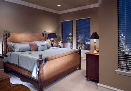 Spacious Bedroom at Rienzi Turtle Creek Apartments