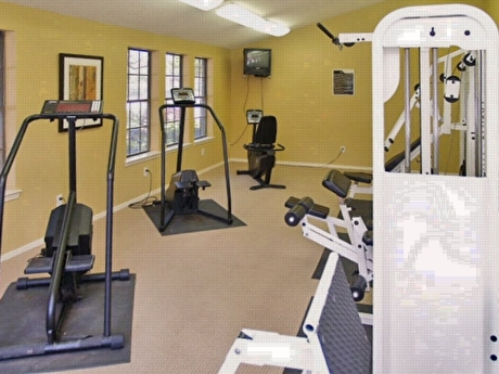 Greenwood Creek Apartments Gym