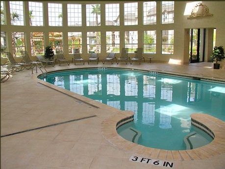 Heated Pool at Round Rock TX Apartments