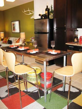 Apartments in Central Austin with Trendy Kitchens