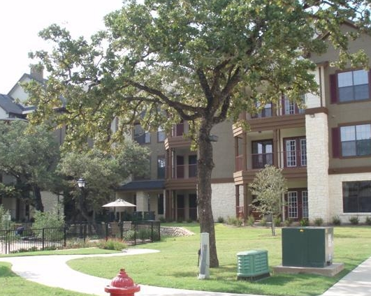 Exterior View of Park at Brushy Creek Apartments