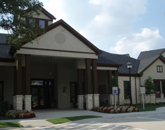 Park at Brushy Creek Apartments Leasing Center