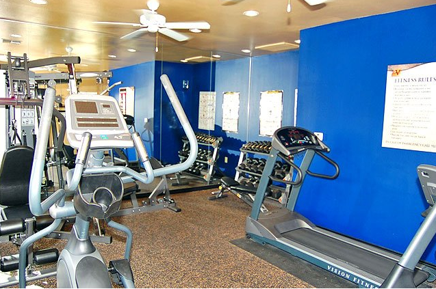 Vantage at Converse Apartments Fitness Center