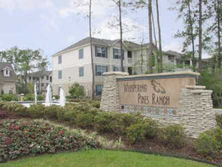 The Woodlands TX Apartments - Whispering Pine Ranch