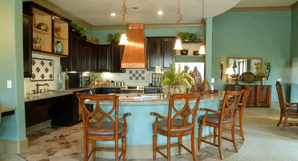 League City Apartments with Gourmet Kitchens