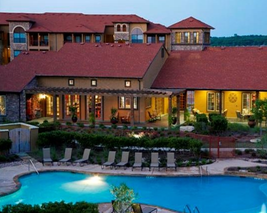 Round Rock Apartments with Resort-Style Pool