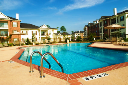 Riverwood Apartments Conroe, TX