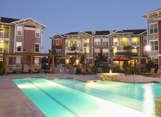 Katy Texas Apartments - Verde Grand Harbor