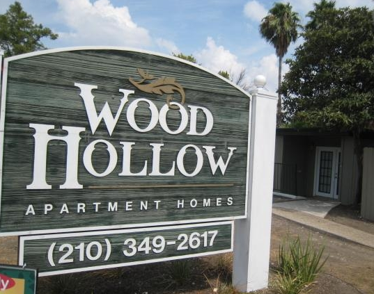 Wood Hollow Apartments in San Antonio, TX