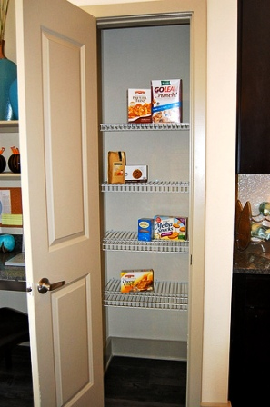 Alta 1900 Lofts Pantry