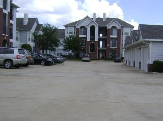 Broadstone Apartments Houston with Parking