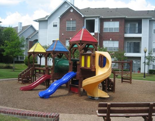 Broadstone Apartments Houston offering Playground