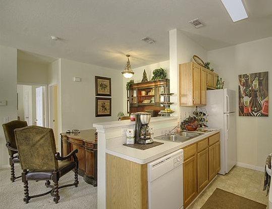 Gourmet Kitchens at these East Fort Worth Apartments