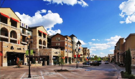 Shop Outside your Artessa at Quarry Village Apartment Home