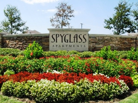 Spyglass Apartments Entrance
