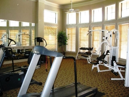 Spyglass Apartments Fitness Gym