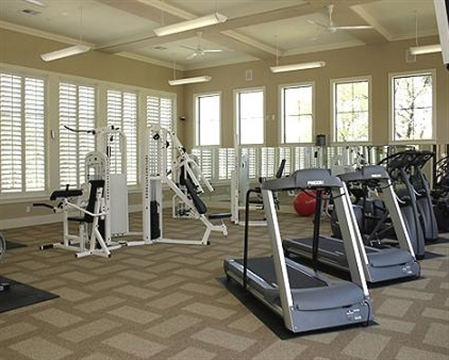 Fitness Studio at Walker Ranch Apartments