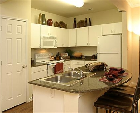 Gourmet Kitchens at Walker Ranch Apartments