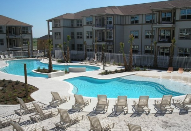 Cabana Beach Apartments In San Marcos Texas