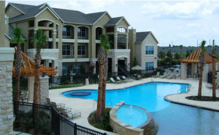 Katy Apartments with Sparkling Pool