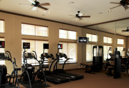 Apartments in Katy TX with Fitness Center
