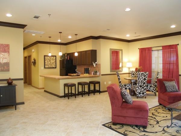 Living Space at Chandler Creek Apartments