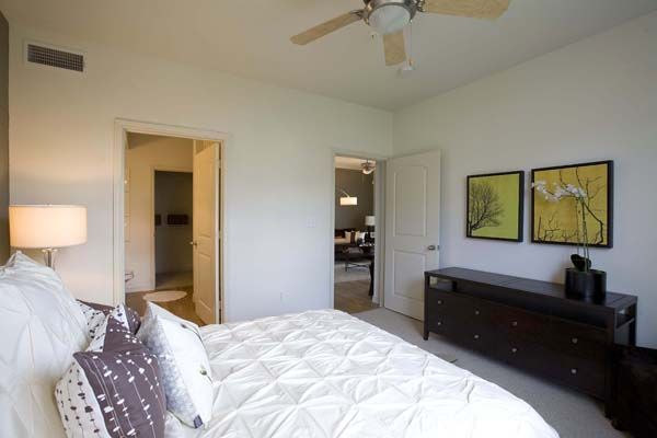 Spacious Bedroom at Round Rock Apartments