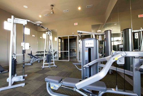 Round Rock TX Apartments with Fitness Center