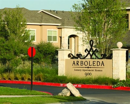 Arboleda Luxury Apartments Cedar Park Texas