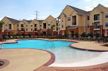 Community Pool at Alta Crossing Apartments